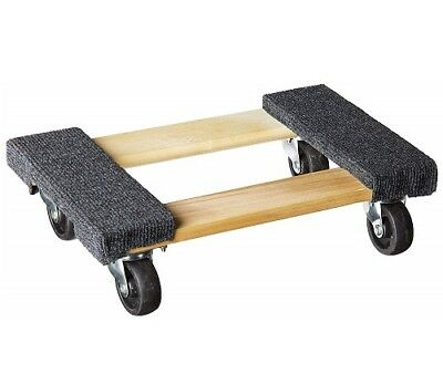 Furniture Moving Dolly 12x18 Movers Heavy Duty Caster Appliance Professional