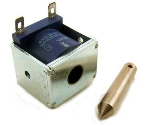 Deltrol Controls 56576-20 12V D-Frame Solenoid Model D-28  (2 pieces)