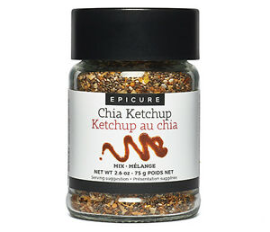 Epicure Chia Ketchup Mix ( 2 available ) London Ontario image 2