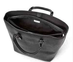 """BNWT Black Large 2 in 1 Tote bag 17"""" x 13 inches & smaller purse West Island Greater Montréal image 5"""