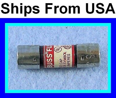 Pre-tested Bbs-3 Fuse 3 Amp 600v For Fluke Dmm 8020 Thru 8060 8062 Series 475004
