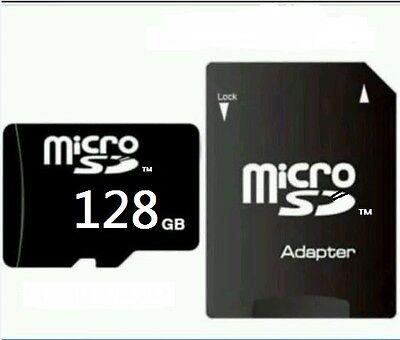 128 GB MICRO SD-SPEICHERKARTE CLASS 10! NEU! 128 GB mit H2testw Test! Super!