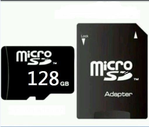 128 GB MICRO SD-SPEICHERKARTE CLASS 10! NEU! 128 GB!