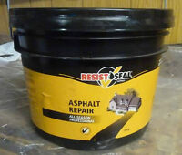 Resistoseal Asphalt Repair (cracks filler)