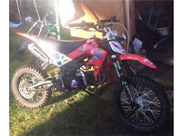 Gio X33 140cc Pit bike Dirt bike Pitbike RAPID Off road Quad Cash No Swaps!!