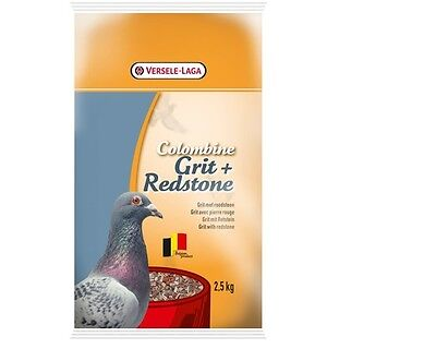 5 Kg Versele Laga Pigeon Grit & Redstone with aniseed 2 x 2.5kg £4.99 Bag