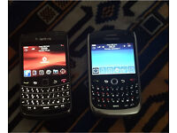 Blackberry 9700&8900 unlocked