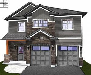 Brand new build! 3 bed in beautiful Amherstview-1-18D Manitou