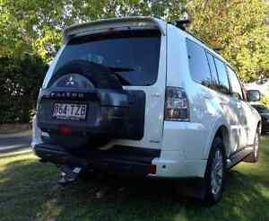 2014 Mitsubishi Pajero Wagon **12 MONTH WARRANTY** Coopers Plains Brisbane South West Preview