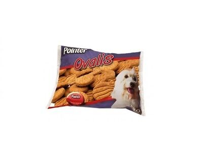 Pointer Ovalis Dog Treats 10kg Biscuits dog food feed