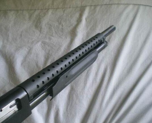 Heat Shield to fit Mossberg 500/ 590/ 835 12 Tactical Shotgun Barrel NEW!