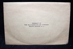 WW1-Machine-Gun-Protractor-The-Sillcocks-Miller-Co-South-Orange-NJ-In-Package