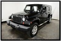 Jeep Wrangler 4WD Unlimited Sahara 2007