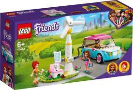 LEGO FRIENDS MIA AND OLIVIA NEW BOXED !