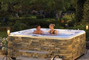 ON SALE NOW,  ALL OUR PLUG AND PLAY HOT TUBS!
