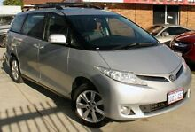 2009 Toyota Tarago ACR50R GLX 4 Speed Automatic Wagon Cannington Canning Area Preview