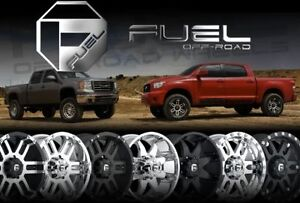 LOWEST PRICING ON FUEL OFF-ROAD WHEELS @ TIRE CONNECTION ****
