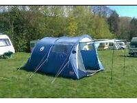 Tent - Coleman Pamandi 4 tent sleeps 4 for sale