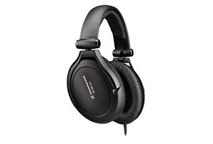 Sennheiser HD 380 Pro Collapsible High-End Headphones