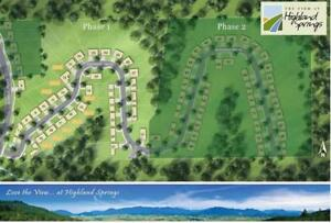 0.16-0.42 Acre VIEW lots ready to build your  dream home on!