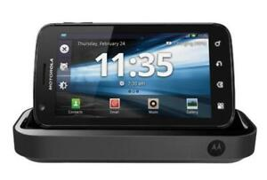 NEW Motorola Atrix Hd Multimedia Dock With Remote Control