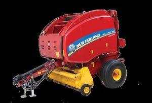 2016 New Holland Roll-Belt™ Round Balers