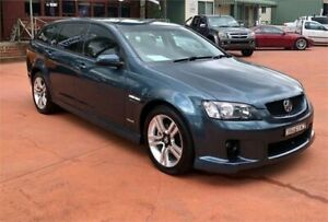 2010 Holden Commodore VE II SV6 Blue 6 Speed Automatic Sportswagon Richmond Hawkesbury Area Preview
