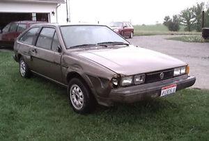 VW Scirocco II (1982-1989) Parts Car Sarnia Sarnia Area image 2