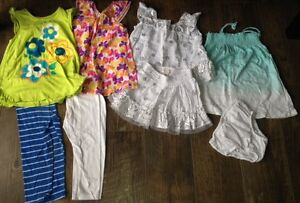 Girls 18-24 month summer clothes lot immaculate