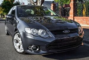 2012 Ford Falcon FG MkII XR6 Turbo Graphite 6 Speed Sports Automatic Sedan Medindie Walkerville Area Preview