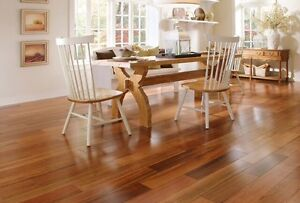 Traffic Master Laminate Flooring Boston Cherry NEW