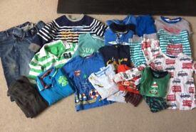 Age 3-4 boys clothes
