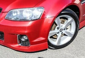 2010 Holden Ute Red Manual Utility Dandenong Greater Dandenong Preview