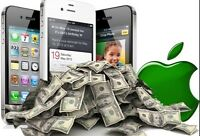 Quick cash for your phone !