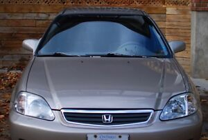 2000 Honda Civic EX Sedan Kitchener / Waterloo Kitchener Area image 8