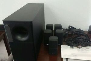 Bose Acoustimass 10 - 5.1 channel home theater speaker
