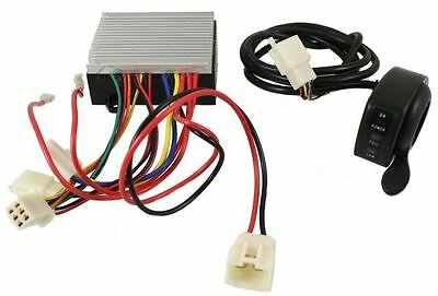 Razor Throttle Controller Ground Force Drifter Go-Kart Dune Buggy Electrical Kit