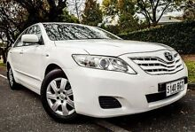 2010 Toyota Camry ACV40R MY10 Altise White 5 Speed Automatic Sedan Medindie Walkerville Area Preview