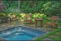 Concrete Hot tubs and pools