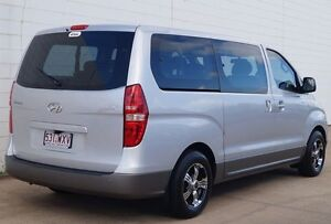 2009 Hyundai iMAX TQ-W Silver 4 Speed Automatic Wagon Bundaberg Central Bundaberg City Preview