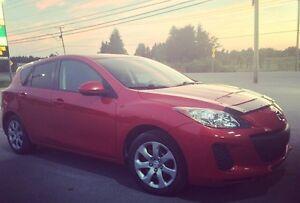 Mazda 3 2012 manuelle