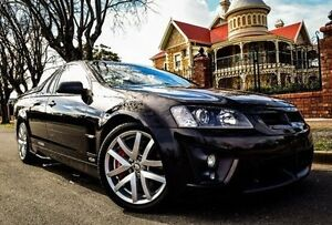 2009 Holden Special Vehicles Maloo E Series MY09 R8 Black 6 Speed Sports Automatic Utility Medindie Walkerville Area Preview