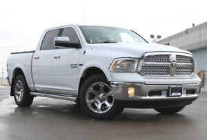 2013 Ram 1500 Laramie|Rem. Start|Leather|Heated-Cooled Seats