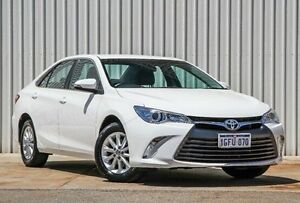 2016 Toyota Camry ASV50R Altise White 6 Speed Sports Automatic Sedan Willetton Canning Area Preview