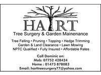 Hart Tree Surgery & Garden Maintenance