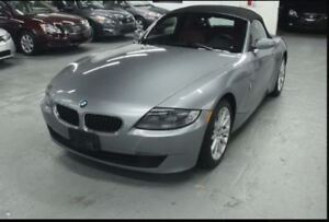 2006 Z4 BMW CHEAPEST IN CANADA FOR QUICK SALE OR TRADE