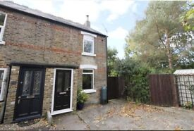 West Drayton-2 bedroom house with river views,links to Paddington, Reading and Heathrow.