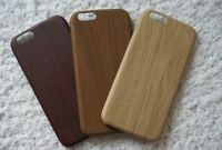 Soft Wood looking cases for Samsung S6 and iPhone6