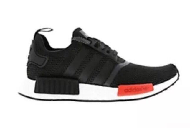 baule x adidas nmd r1 black esclusiva dimensione uk 8 9