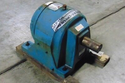 Used Size Dti Link-belt 2945s153-e In-line Helical Gear Speed Reducer 47.1 Ratio